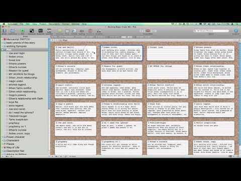 ▶ Writing a book? The top 5 reasons why Scrivener is my favorite writing software - YouTube
