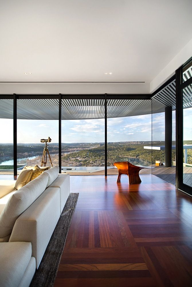 Gallery of Hilltop Residence / Mir Rivera Architects - 14