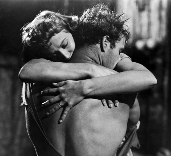Stanley and Stella Kowalski / A Streetcar Named Desire