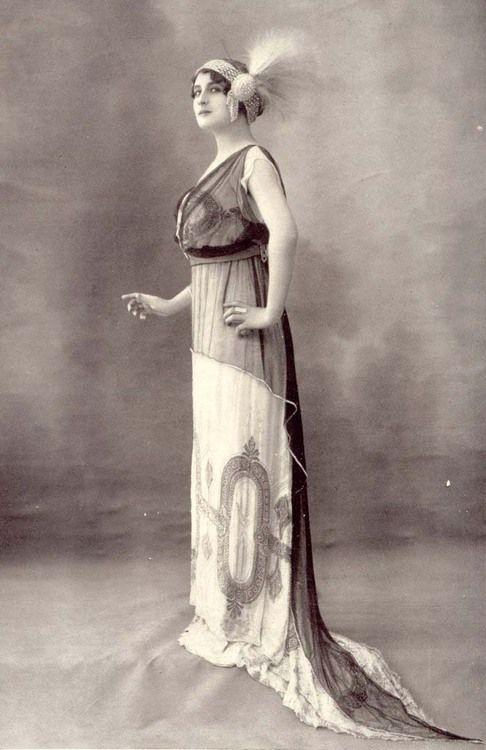 c. 1910's