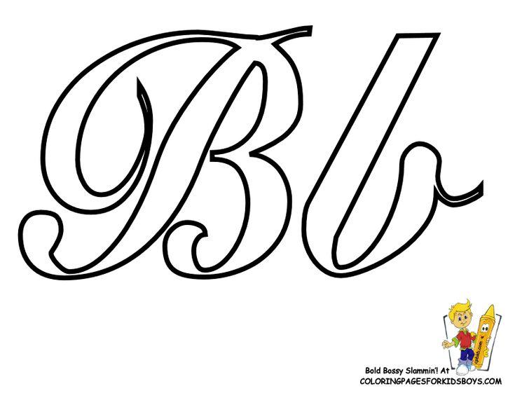 Alphabet Coloring: Innovation Inspiration Lower Case