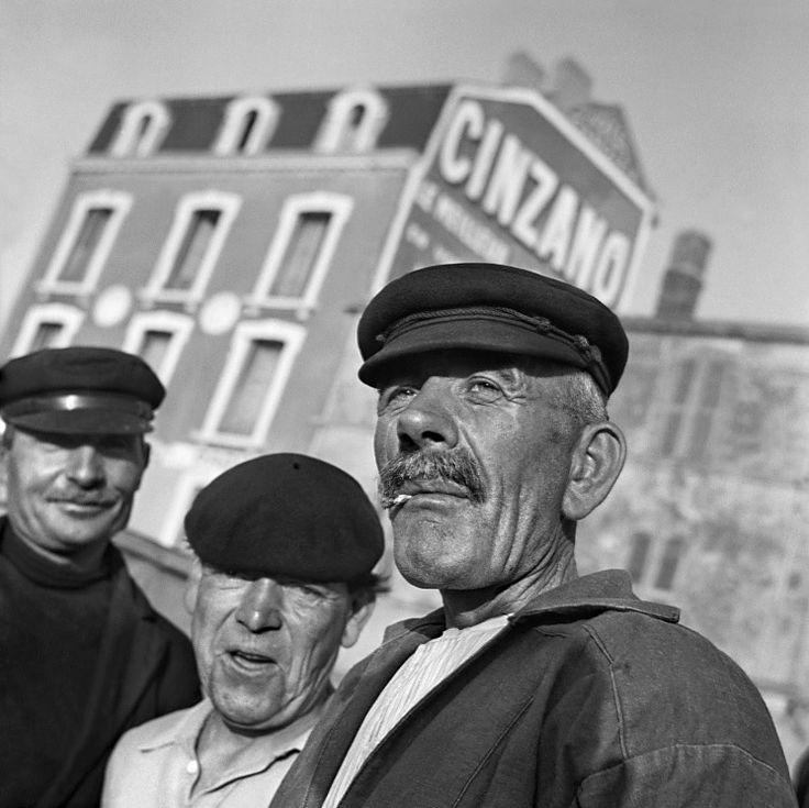 Nicolás Muller, Three Men [Tres Hombres], 1938.