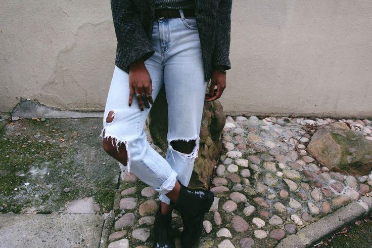 Cool - Jeans destroy