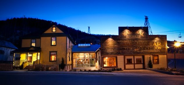High West Saloon and Distillery in Park City, Utah. Wonderful locally produced whiskey and cocktails, and delicious food. #highwest #parkcity http://www.highwest.com/
