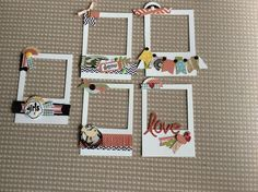 Image result for scrapbooking embellishments ideas