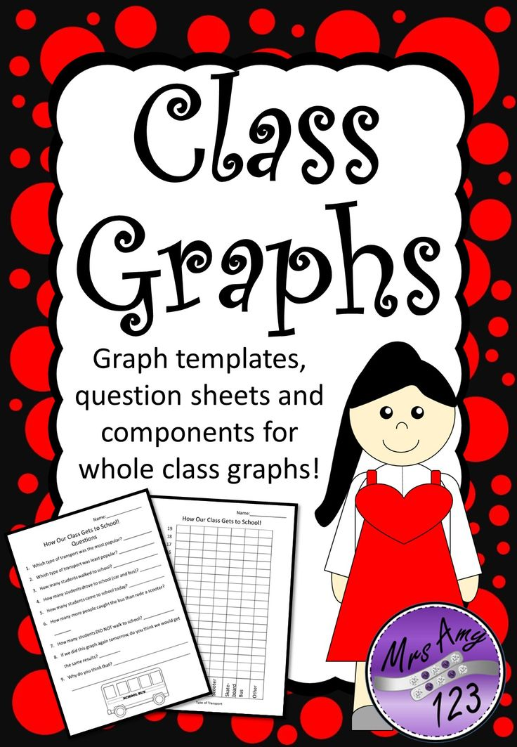 Class Graphs- graoh templates, question sheets and components for large, whole class graphs.