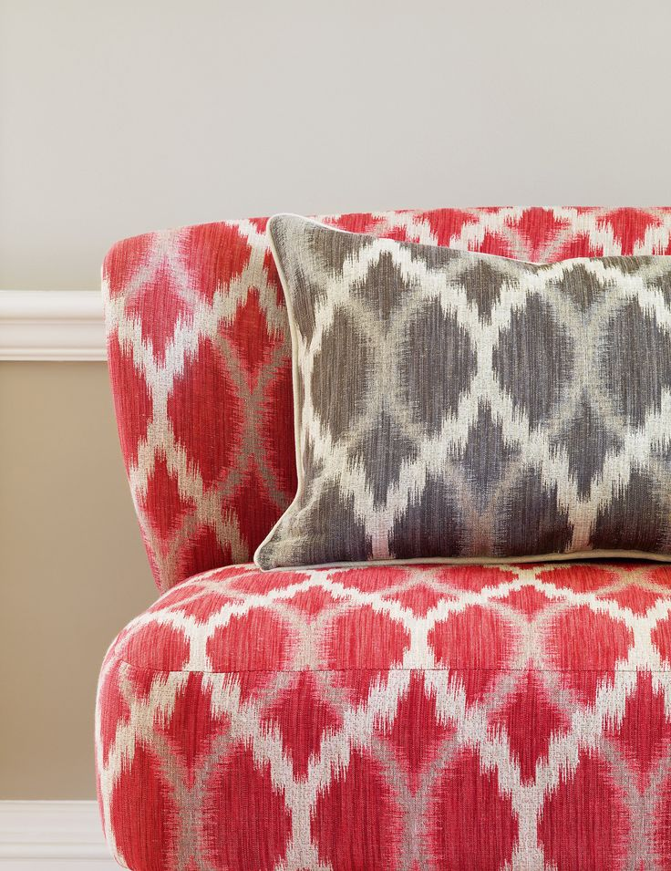 Fontane fabrics from the Loren Collection by Jane Churchill