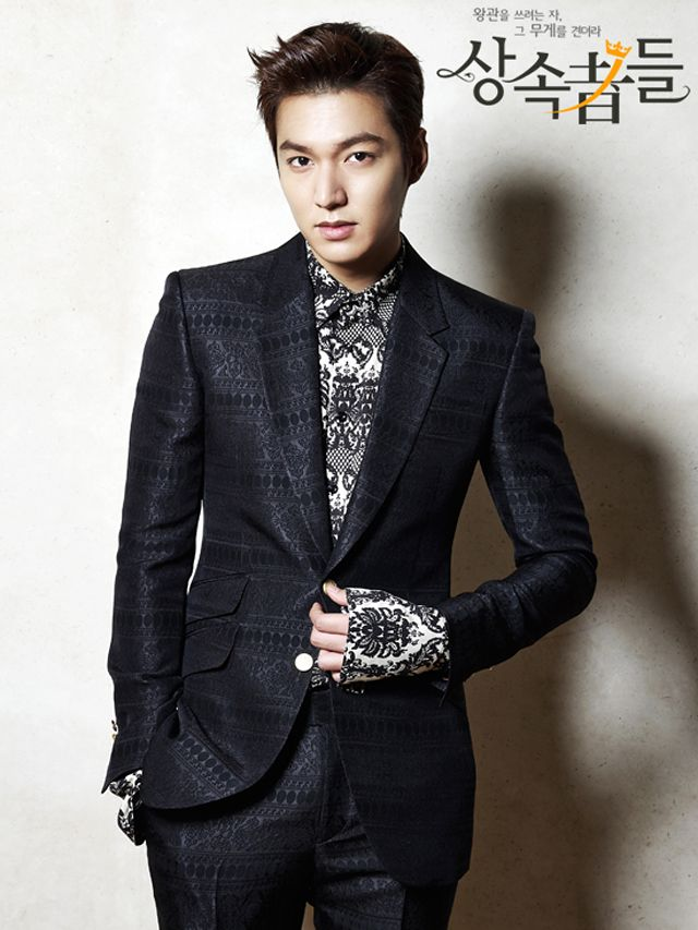 The Inheritors ♥ Lee Min Ho  #The Heirs