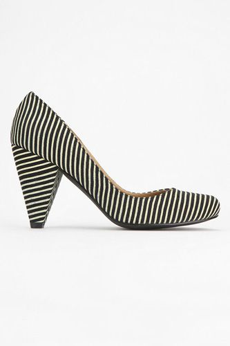 Striped pumps $49 from UO
