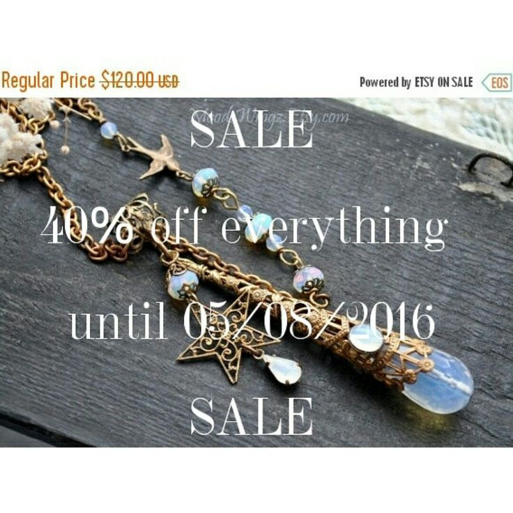 Storewide SALE, in preparation of new collection