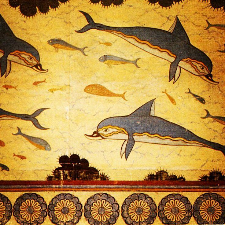 Minoan sea culture @Cretaquarium @VisitGreecegr @chqairport @DiscoverGRcom @destination_c #cretaquarium #lp