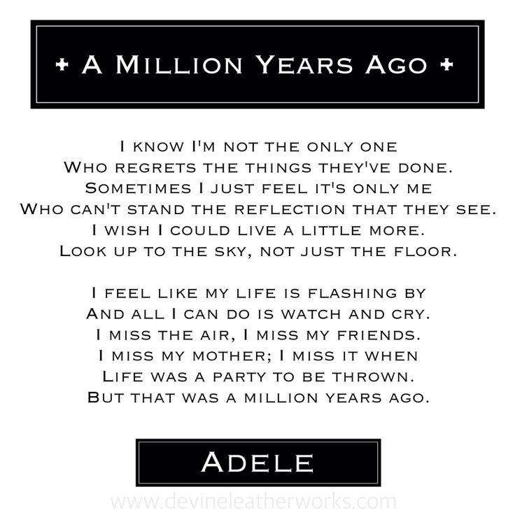A Million Love Songs - Wikipedia