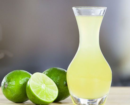 Homemade Lime Cordial A popular non-alcoholic drink. #recipe