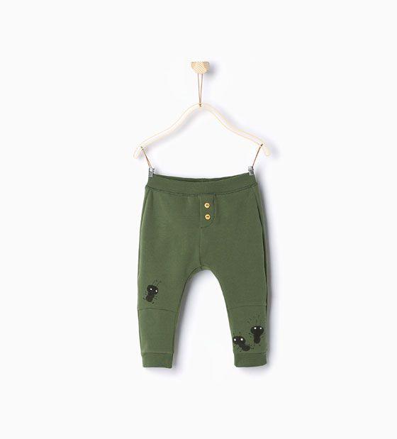 ZARA - KIDS - Ant leggings