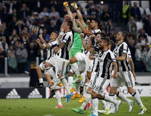 Ligue des champions 2017 : Juventus-FC Barcelone (3-0)