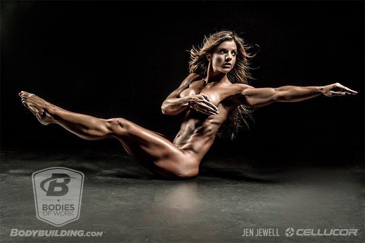 Fit Muscular Muscular Women
