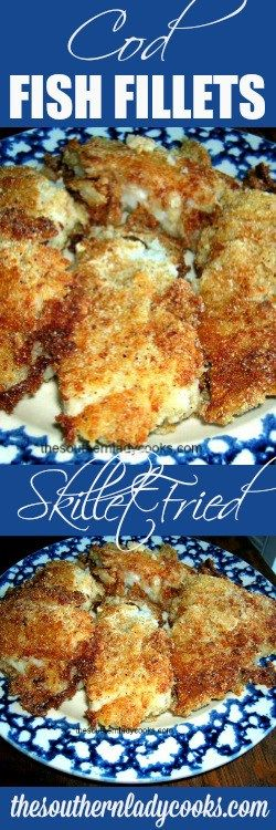 Cod fish is one of my favorites. This easy pan fried cod fish fillet recipe will make your mouth water. You will make this cod fish many times.