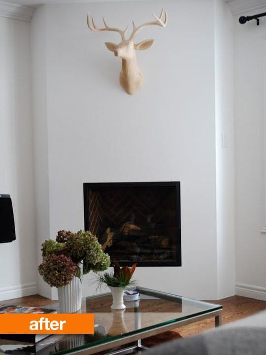 Fireplace Walls best 25+ corner fireplace decorating ideas on pinterest | corner
