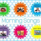 I love to start the day with inspirational music.  I created this SMART board file to make it easy to play my favorite songs without searching for ...