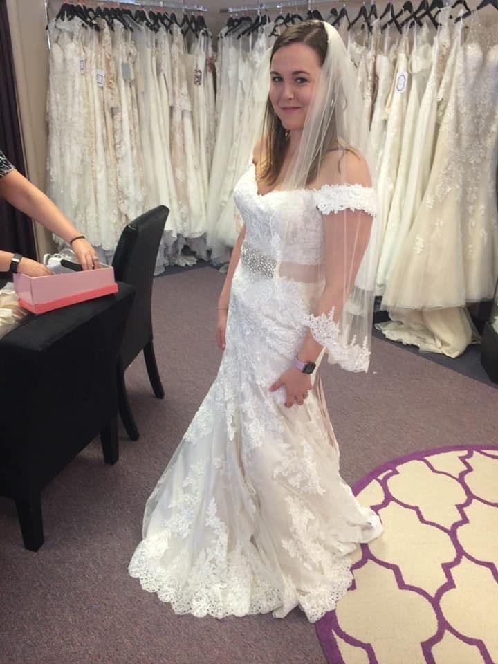 Wedding Dress Fashion Clothing Shoes Accessories Weddingformaloccasion We Wedding Dress Long Sleeve Davids Bridal Wedding Dresses Ball Gown Wedding Dress