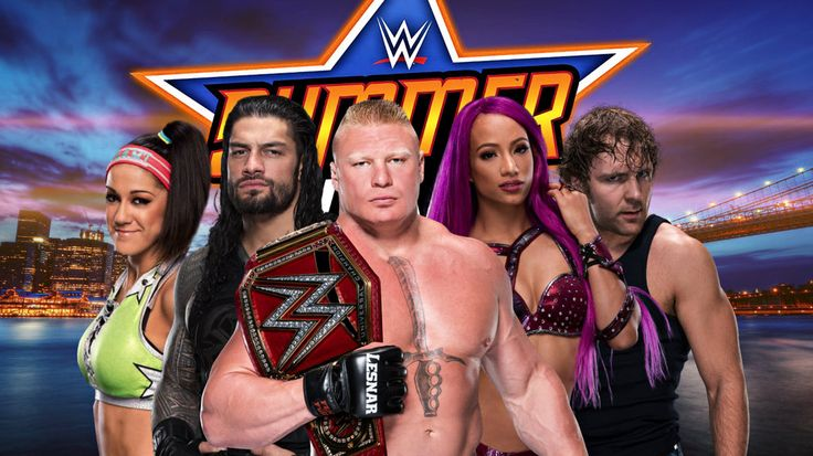 SummerSlam (2017) is an upcoming professional wrestling pay-per-view (PPV) event and WWE Network event produced by WWE for the Raw and SmackDown brands. It will take place on August 20, 2017, at the Barclays Center in Brooklyn, New York. It will be the thirtieth event under the SummerSlam chronology....