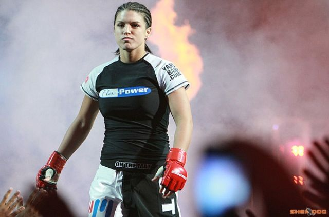 1000+ images about Gina Carano on Pinterest | The o'jays ...