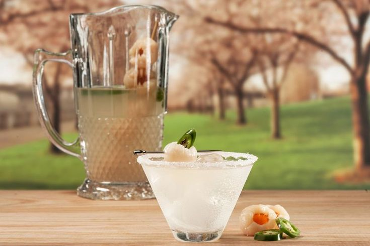 Get Sweet and Spicy With The Late Night Lychee Margarita