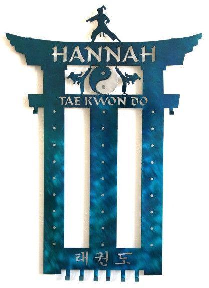 Tae Kwon Do Belt Rack: TKD Belt Holder Belt-Display.com