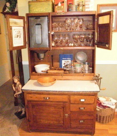 Hoosier Cabinet - 10 Best McDougall Hoosier Cabinet Images On Pinterest Home