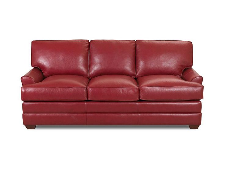 Wonderful Modern Gold Coast Leather Sleeper Sofas Queen Red Textile With Feminine Touch For Beautiful Living Room Interior