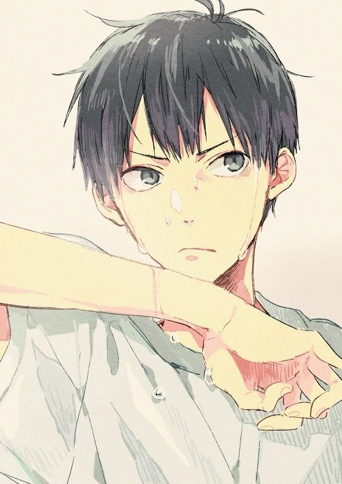 Kageyama Tobio | Haikyuu!! #anime | Kageyama is my favourite character in Haikyuu (along with Nishinoya and Hinata)