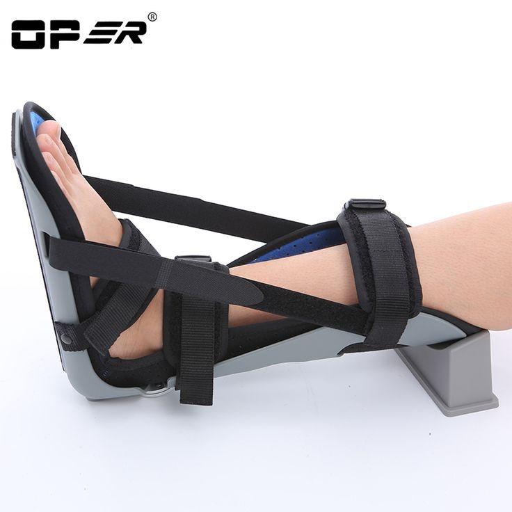 49.14$  Watch now - http://ali2lf.shopchina.info/go.php?t=32694657378 - OPER Night Foot Splint Ankle Orthosis Stroke Varus Foot Plantar Fasciitis Achilles Tendonitis Ankle Sprain Ligament injury Brace  #buyonline