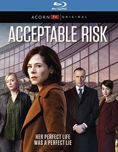 Elaine Cassidy & Angeline Ball & Kenneth Glenaan-Acceptable Risk: Series 1