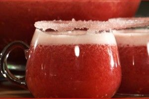 Frambozen-bierpunch - Recept   24Kitchen