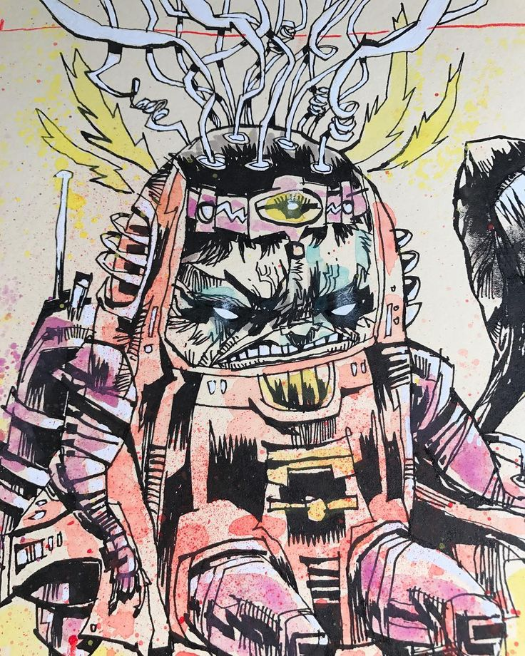 Create A Kirby Character Noll: Modok Jack Kirby Cosmic Gangster Styles. Did Kirby Ever