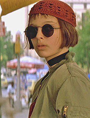 Natalie Portman in Léon (1994) | Portrete, Natalie portman, Modele