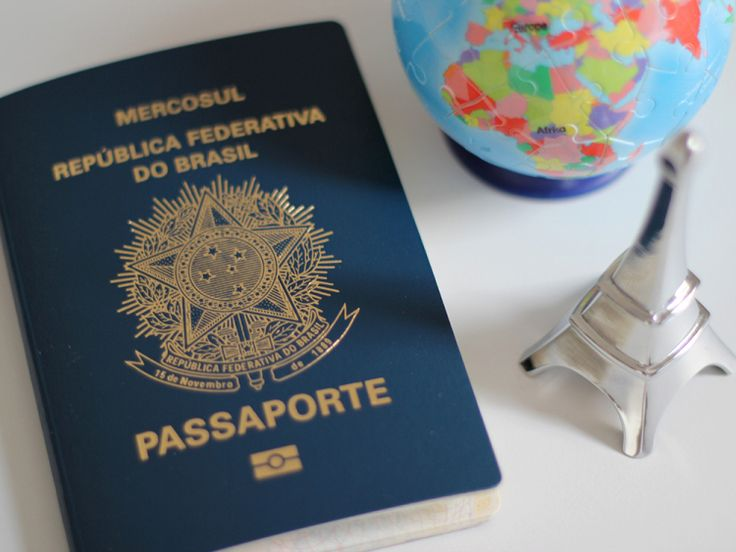 Passaporte - Agendamento