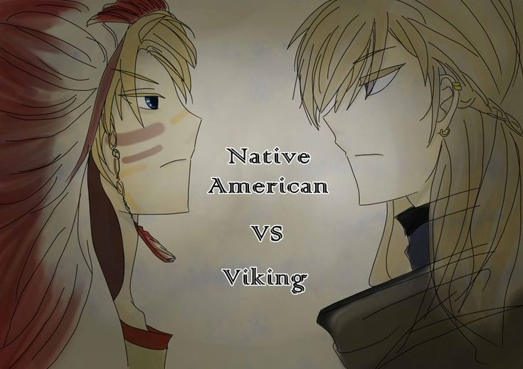 whOAH that's intense. if norge has his magic, then would america be able to do his native magics? i mean, some of the spirit creatures in native american legends are pretty terrifying