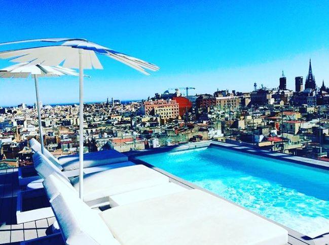 Yurbban Trafalgar Hotel, Barcelona - Spain