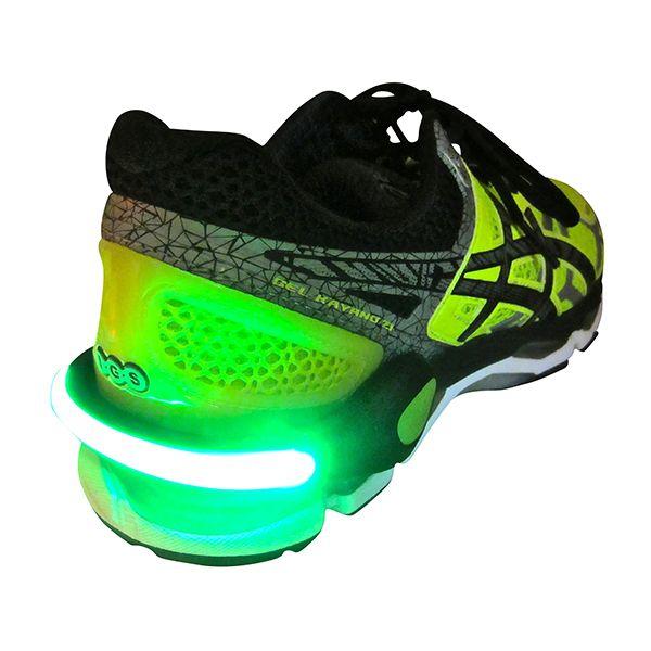 Equipment Schatzii Running & Biking Shoe Light Spurs (Set of 4)  FireFly