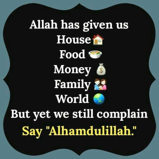 Shukralhamdulillah ❤