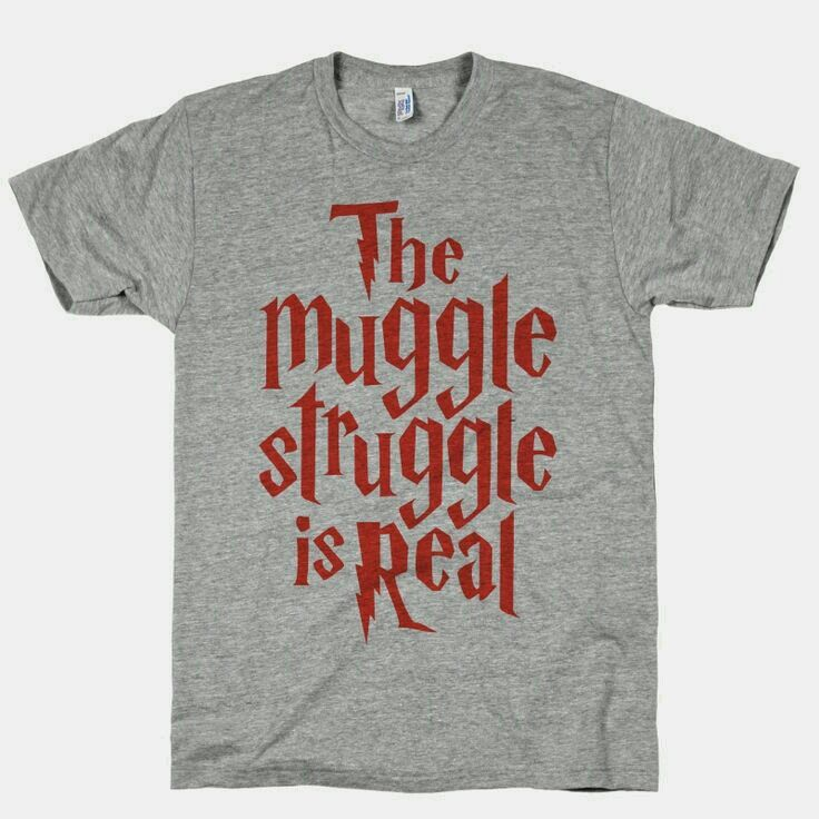 The Muggle struggle is real. Harry Potter Humor