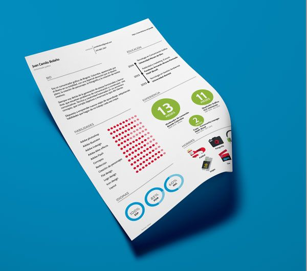 21 best Resumes images on Pinterest Resume templates, Modern - create my own resume