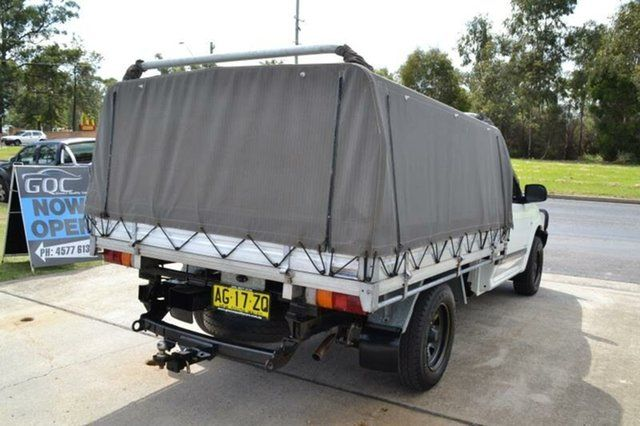 2005 Holden Rodeo LX Cab Chassis 3 Groves Ave, Mulgrave Sydney NSW 2756. (02) 4577-6133 www.glennsquality... sales@gqcnsw.com.au #Carbuyingasitshouldbe