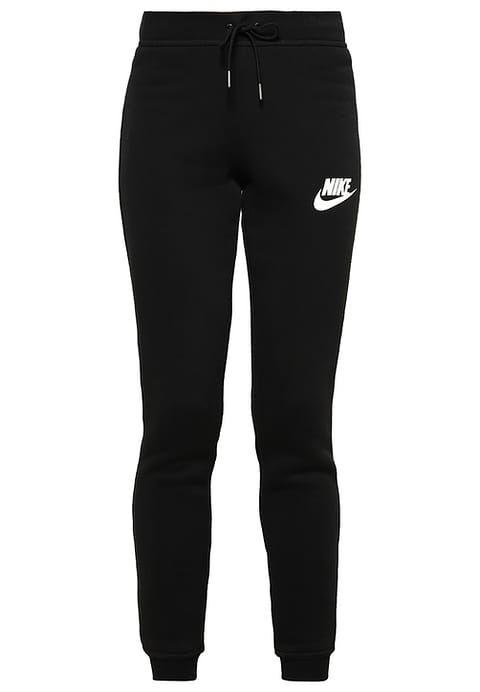 Nike Sportswear RALLY Pantalon de survêtement black/antique silver/white