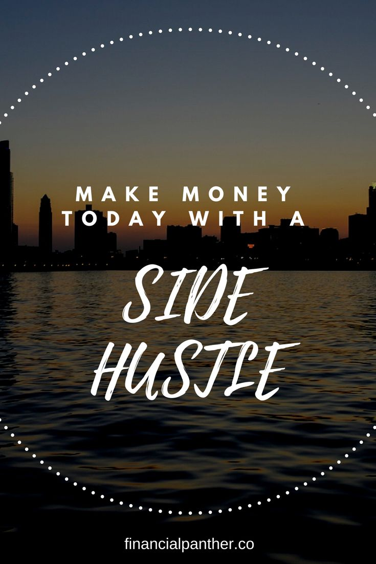 The ability to work whenever you want has to be the biggest reason that we're living in the golden age of side hustling. Has there ever been a time where you could choose to work at any moment of the day, whenever you felt like it? Or where you could earn money basically doing things you're already doing and using stuff you already have?