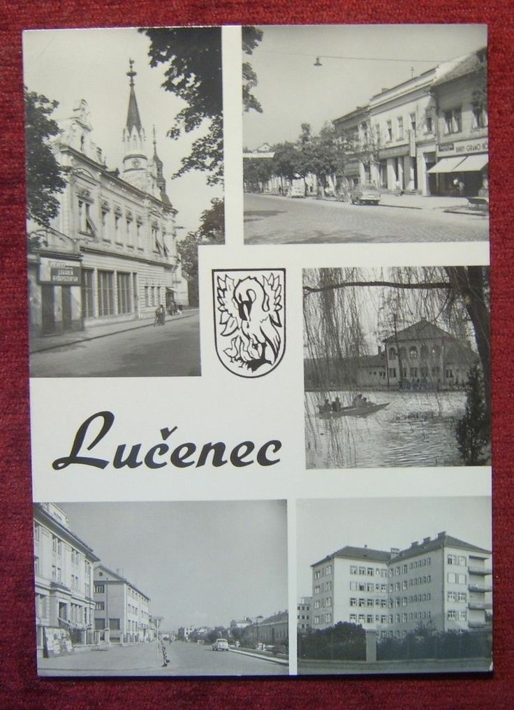 Slovakia Lucenec 1960 70   eBay