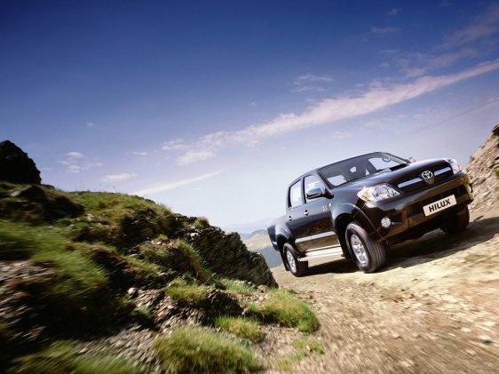 Våre Biler - Hilux - Toyota Sulland