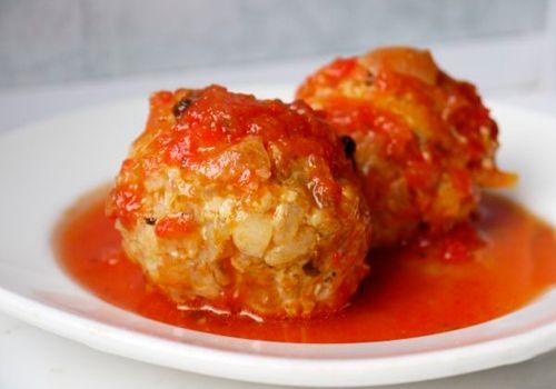 Тефтели из фарша - Лучшие кулинарные рецепты тефтелей из фарша с