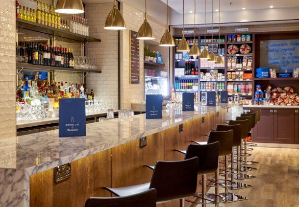 London Marriott Hotel Regents Park NW3 Restaurant & Bar